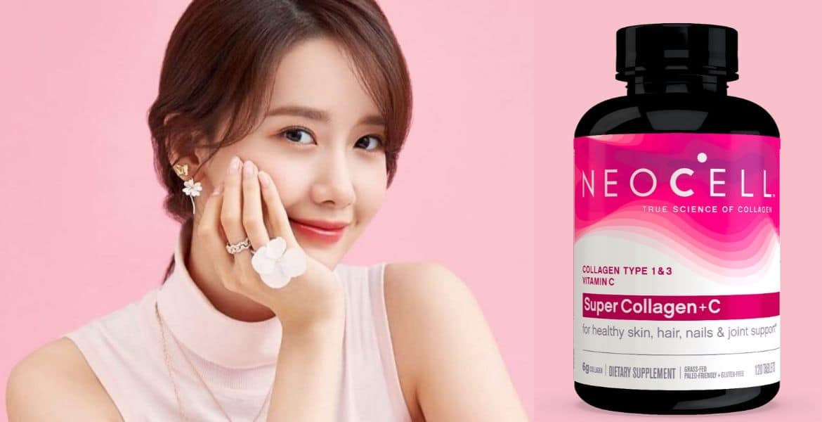 Công dụng của Neocell Super Collagen +C Type 1&3